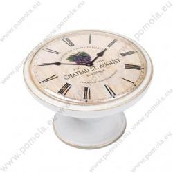 550BB20 ΠΟΜΟΛΑ Vintage Ρολόι ΠΑΤΙΝΑ ΜΠΡΟΝΖΕ