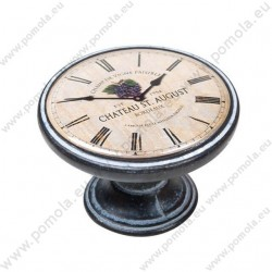 550NF20 ΠΟΜΟΛΑ Vintage Ρολόι ΠΑΤΙΝΑ ΣΚΟΥΡΙΑ