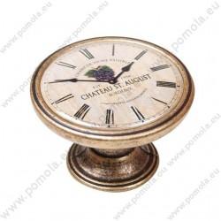 550BR20 ΠΟΜΟΛΑ Vintage Ρολόι ΜΠΡΟΝΖΕ