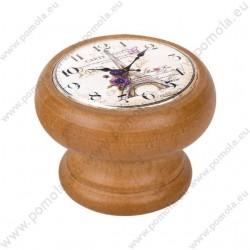 450HM21 ΠΟΜΟΛΑ Vintage Ρολόι ΜΕΛΙ