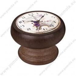 450NG21 ΠΟΜΟΛΑ Vintage Ρολόι ΚΑΡΥΔΙΑ