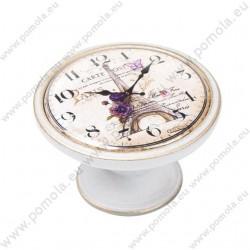 550BB21 ΠΟΜΟΛΑ Vintage Ρολόι ΠΑΤΙΝΑ ΜΠΡΟΝΖΕ
