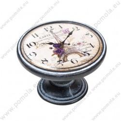 550NF21 ΠΟΜΟΛΑ Vintage Ρολόι ΠΑΤΙΝΑ ΣΚΟΥΡΙΑ