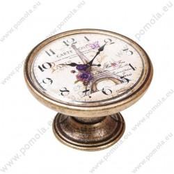 550BR21 ΠΟΜΟΛΑ Vintage Ρολόι ΜΠΡΟΝΖΕ