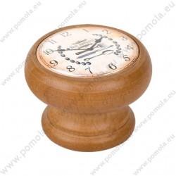 450HM22 ΠΟΜΟΛΑ ΒΙΝΤΑΖ Vintage Ρολόι ΜΕΛΙ