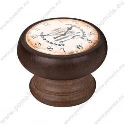 450NG22 ΠΟΜΟΛΑ ΒΙΝΤΑΖ Vintage Ρολόι ΚΑΡΥΔΙΑ
