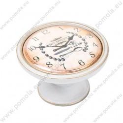 550BB22 ΠΟΜΟΛΑ ΒΙΝΤΑΖ Vintage Ρολόι ΠΑΤΙΝΑ ΜΠΡΟΝΖΕ