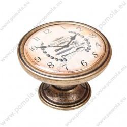 550BR22 ΠΟΜΟΛΑ ΒΙΝΤΑΖ Vintage Ρολόι ΜΠΡΟΝΖΕ