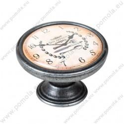 550PT22 ΠΟΜΟΛΑ ΒΙΝΤΑΖ Vintage Ρολόι ΑΣΗΜΙ ΑΝΤΙΚΕ