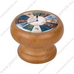 450HM23 ΠΟΜΟΛΑ ΒΙΝΤΑΖ Vintage Ρολόι ΜΕΛΙ