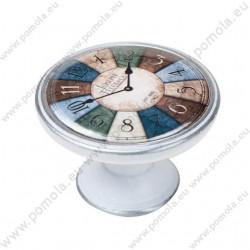 550PB23 ΠΟΜΟΛΑ ΒΙΝΤΑΖ Vintage Ρολόι ΠΑΤΙΝΑ ΑΣΗΜΙ