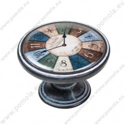 550NF23 ΠΟΜΟΛΑ ΒΙΝΤΑΖ Vintage Ρολόι ΠΑΤΙΝΑ ΣΚΟΥΡΙΑ