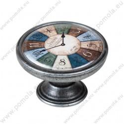 550PT23 ΠΟΜΟΛΑ ΒΙΝΤΑΖ Vintage Ρολόι ΑΣΗΜΙ ΑΝΤΙΚΕ