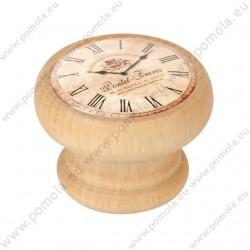 450HN24 ΠΟΜΟΛΑ ΒΙΝΤΑΖ Vintage Ρολόι ΟΞΙΑ ΦΥΣΙΚΗ