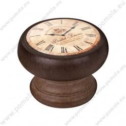 450NG24 ΠΟΜΟΛΑ ΒΙΝΤΑΖ Vintage Ρολόι ΚΑΡΥΔΙΑ