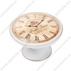 550BB24 ΠΟΜΟΛΑ ΒΙΝΤΑΖ Vintage Ρολόι ΠΑΤΙΝΑ ΜΠΡΟΝΖΕ