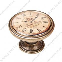550BR24 ΠΟΜΟΛΑ ΒΙΝΤΑΖ Vintage Ρολόι ΜΠΡΟΝΖΕ