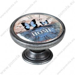 550PT25 ΠΟΜΟΛΑ ΒΙΝΤΑΖ Vintage Ρολόι ΑΣΗΜΙ ΑΝΤΙΚΕ
