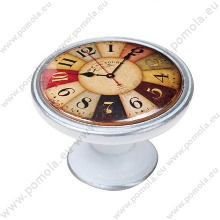 550PB03 ΠΟΜΟΛΑ Vintage Ρολόι ΠΑΤΙΝΑ ΑΣΗΜΙ