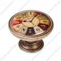 550BR03 ΠΟΜΟΛΑ Vintage Ρολόι ΜΠΡΟΝΖΕ
