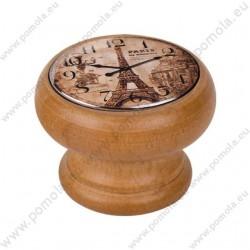 450HM05 ΠΟΜΟΛΑ Vintage Ρολόι ΜΕΛΙ