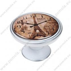 550PB05 ΠΟΜΟΛΑ Vintage Ρολόι ΠΑΤΙΝΑ ΑΣΗΜΙ