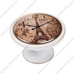 550BB05 ΠΟΜΟΛΑ Vintage Ρολόι ΠΑΤΙΝΑ ΜΠΡΟΝΖΕ