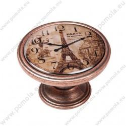 550CB05 ΠΟΜΟΛΑ Vintage Ρολόι ΧΑΛΚΟΣ