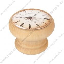 450HN06 ΠΟΜΟΛΑ Vintage Ρολόι ΟΞΙΑ ΦΥΣΙΚΗ