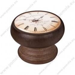 450NG06 ΠΟΜΟΛΑ Vintage Ρολόι ΚΑΡΥΔΙΑ