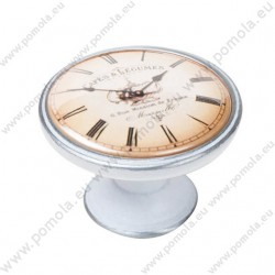 550PB06 ΠΟΜΟΛΑ Vintage Ρολόι ΠΑΤΙΝΑ ΑΣΗΜΙ