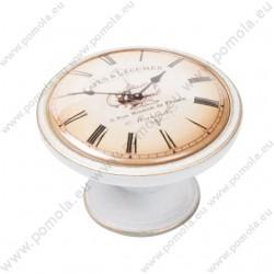 550BB06 ΠΟΜΟΛΑ Vintage Ρολόι ΠΑΤΙΝΑ ΜΠΡΟΝΖΕ