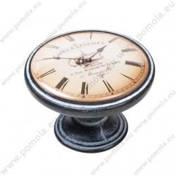 550NF06 ΠΟΜΟΛΑ Vintage Ρολόι ΠΑΤΙΝΑ ΣΚΟΥΡΙΑ