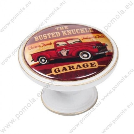 550BB11 ΠΟΜΟΛΑ Vintage Garage ΠΑΤΙΝΑ ΜΠΡΟΝΖΕ
