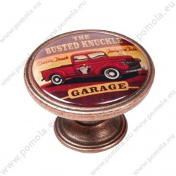 550CB11 ΠΟΜΟΛΑ Vintage Garage ΧΑΛΚΟΣ
